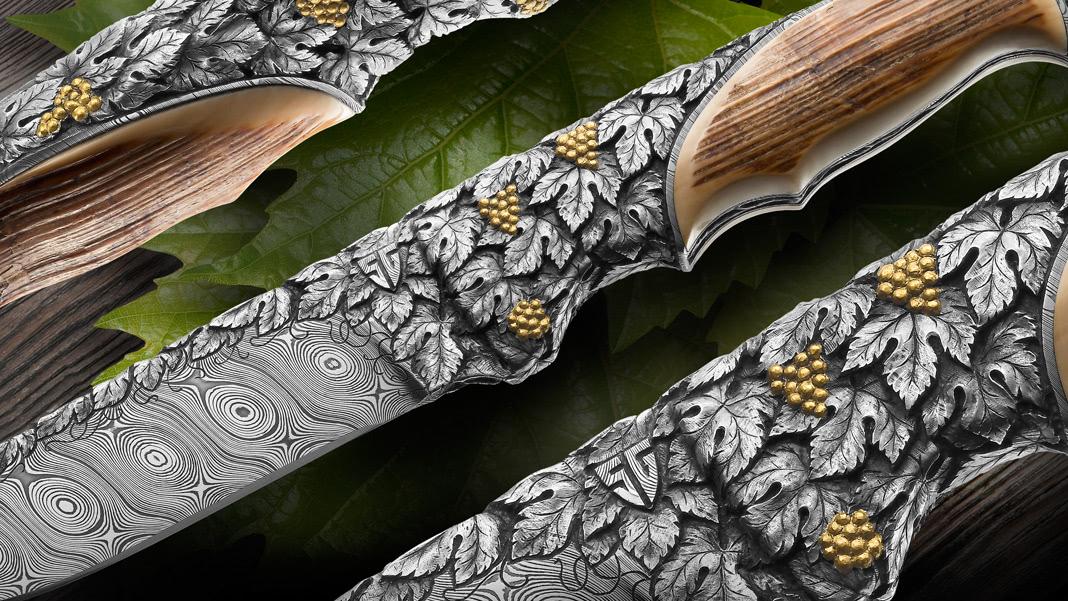 Messer, Härten Und Material Webshop